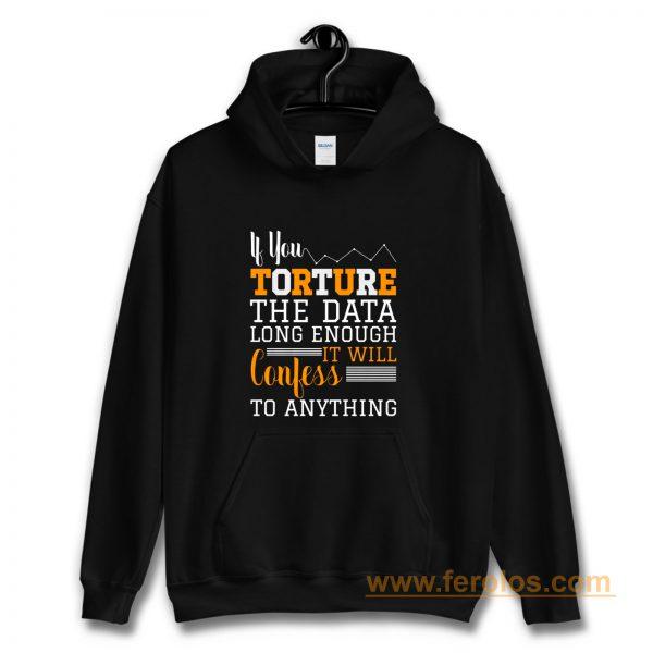 Data Science Data Nerd Financial Analyst Hoodie