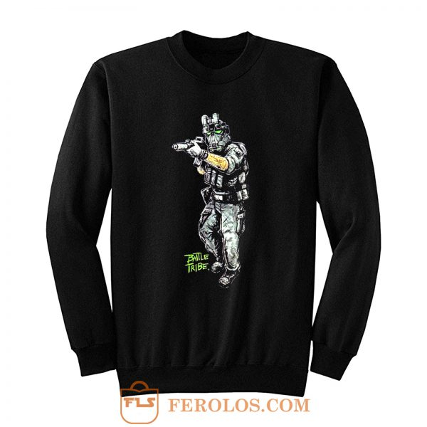 Death Trooper operator Sweatshirt