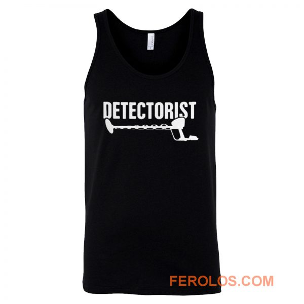 Detectorist Metal Detector Metal Detecting Tank Top