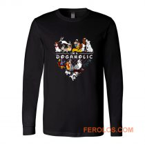 Disney Dogaholic Long Sleeve