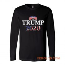 Donald Trump Election 2020 Flag Long Sleeve