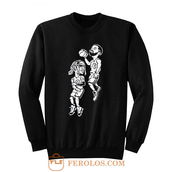 Drake Future ovo Jumpman Sweatshirt