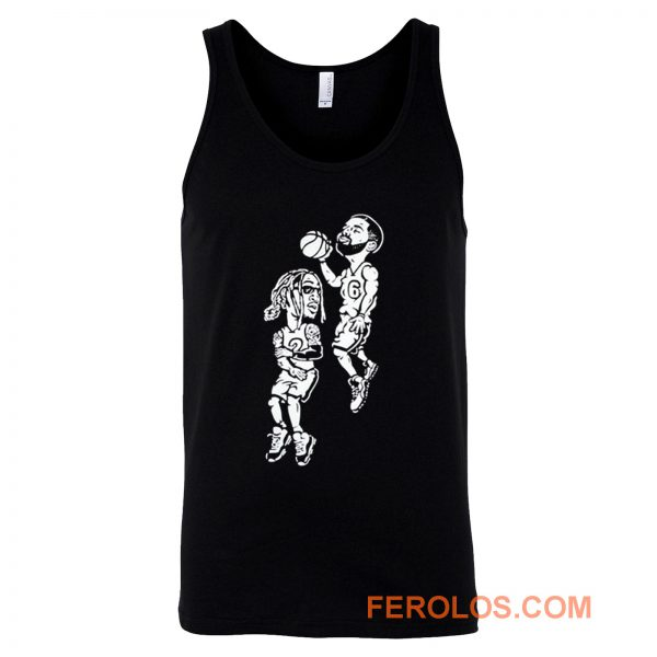 Drake Future ovo Jumpman Tank Top