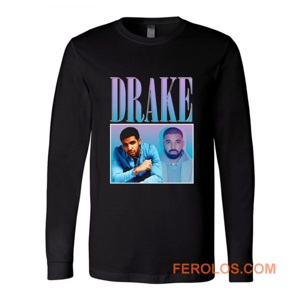 Drake the Rapper Long Sleeve