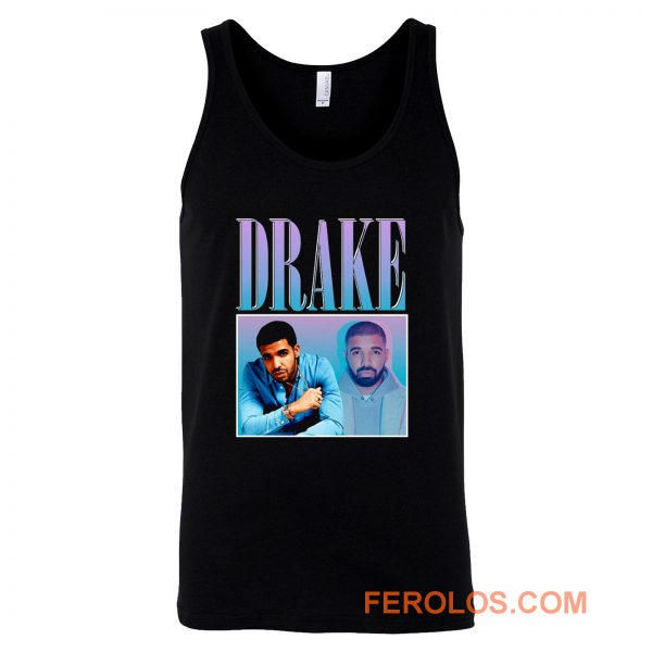 Drake the Rapper Tank Top