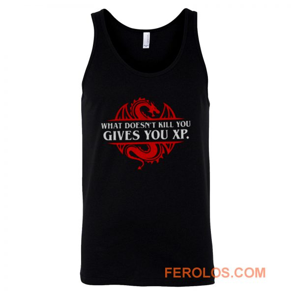 Dungeons and Dragons Tank Top