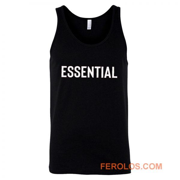 Essential Worker Tank Top