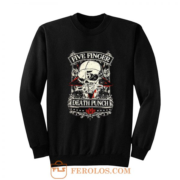FIVE FINGER DEATH PUNCH Sweatshirt