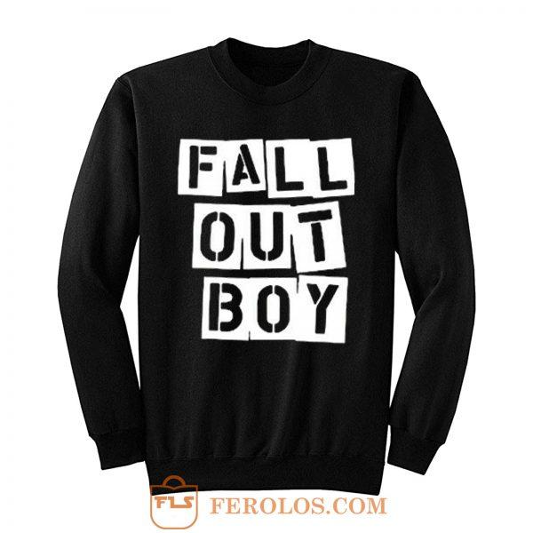 Fall Out Boy Sweatshirt