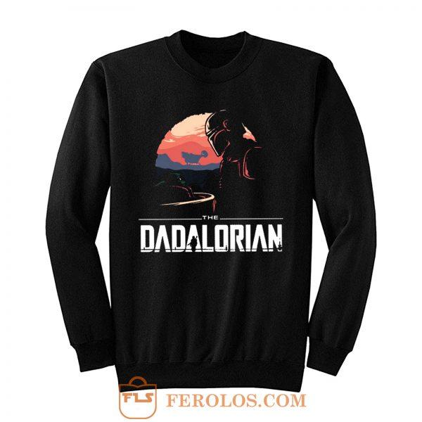 Father Star Wars Mandalorian Sweatshirt