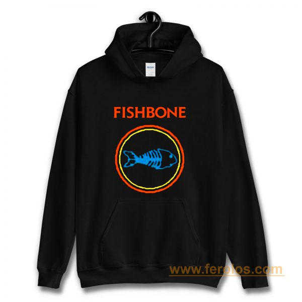 Fishbone Logo Classic Hoodie