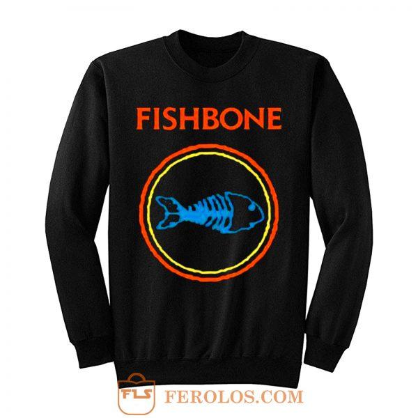 Fishbone Logo Classic Sweatshirt
