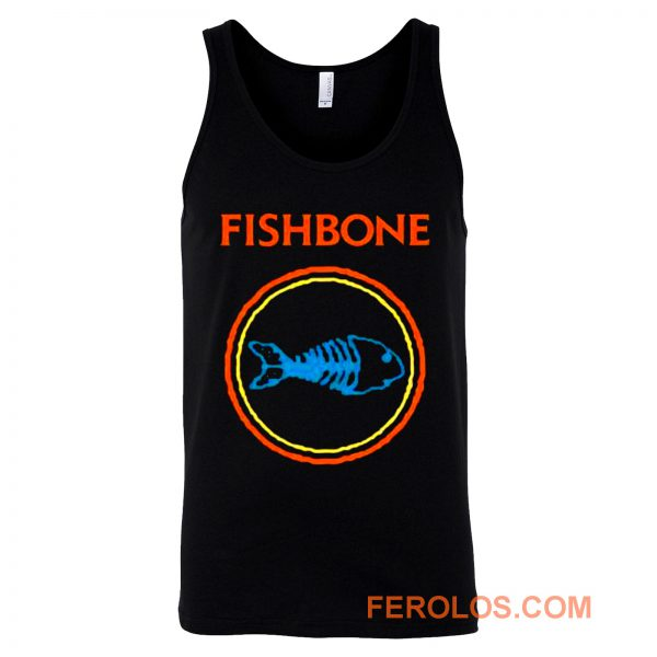 Fishbone Logo Classic Tank Top
