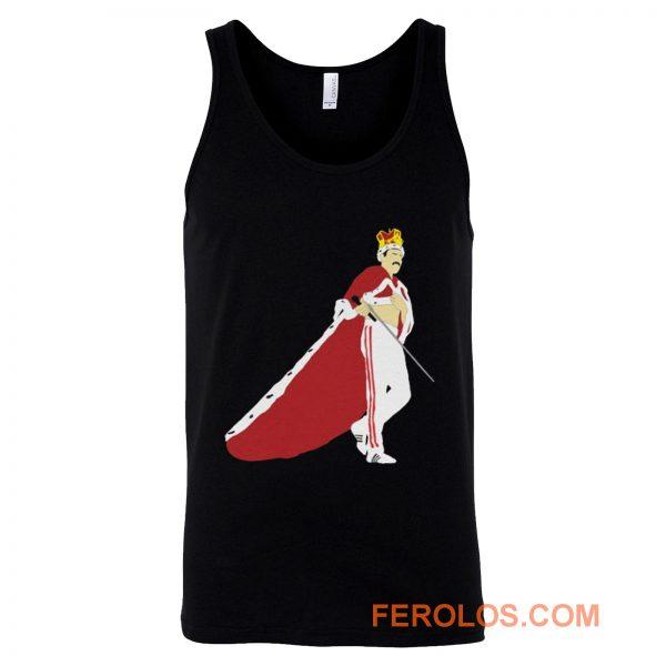 Freddie Mercury Queen band Tank Top