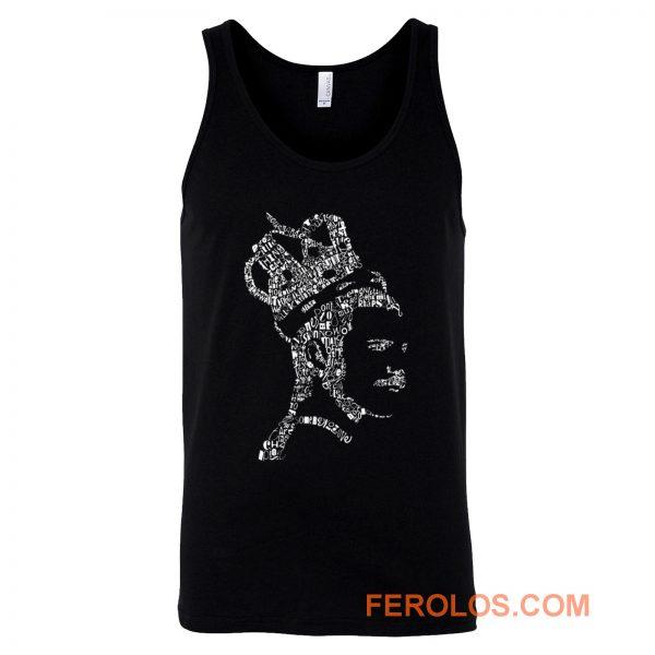 Freddie mercury Queen Tank Top