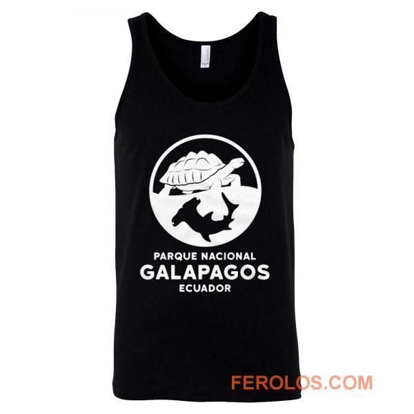 Galapagos National Park Tank Top