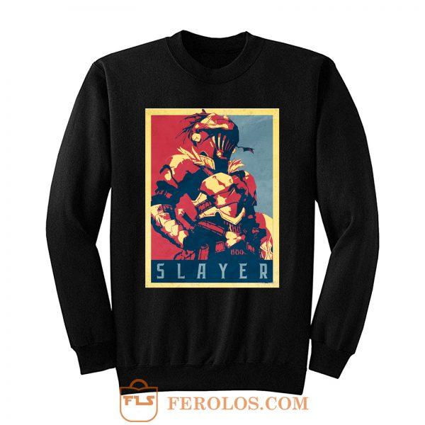 Goblin Slayer Political Sweatshirt