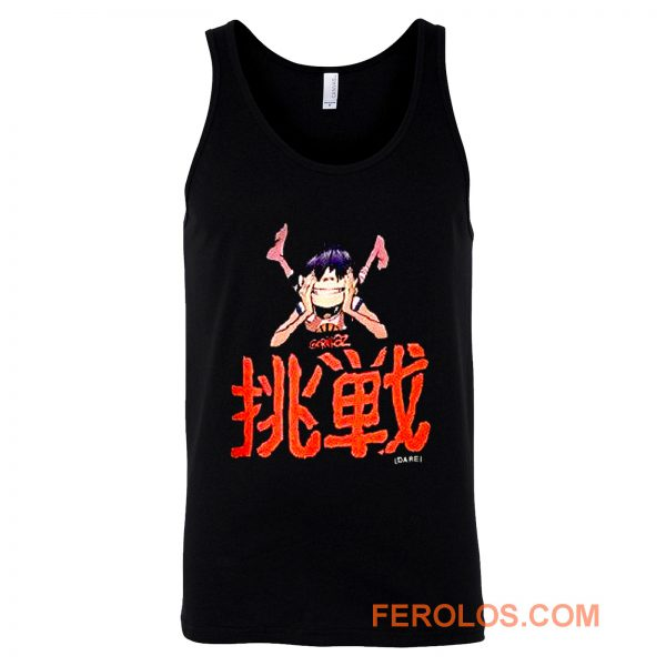 Gorillaz DARE Tank Top