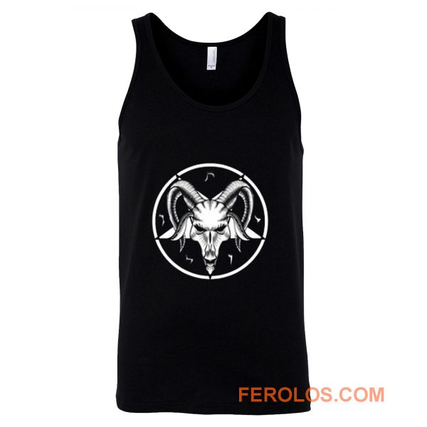 Gothic Medieval Tank Top
