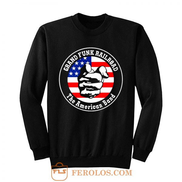 Grand Funk Railroad Sweatshirt