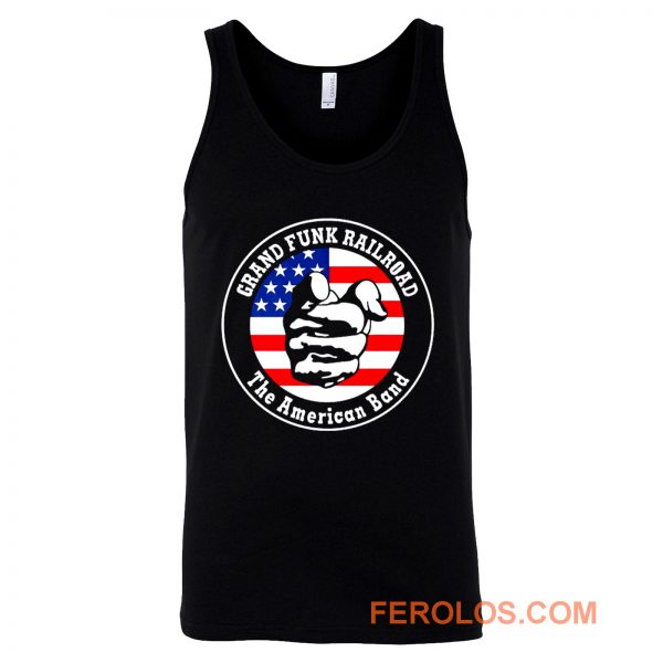 Grand Funk Railroad Tank Top