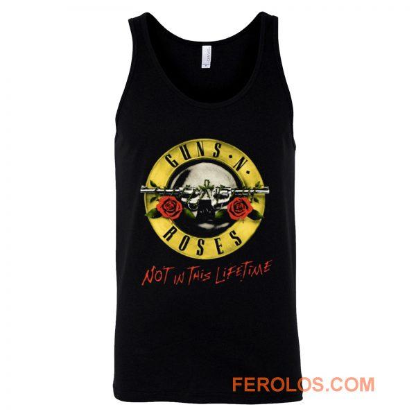 Guns N Roses GNR Not In This Lifetime Tank Top