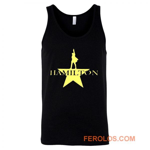 Hamilton American Musical Hamilton On Broadway Tank Top