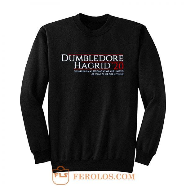 Harry Potter 2020 Election Dumbledore And Hagrid Sweatshirt