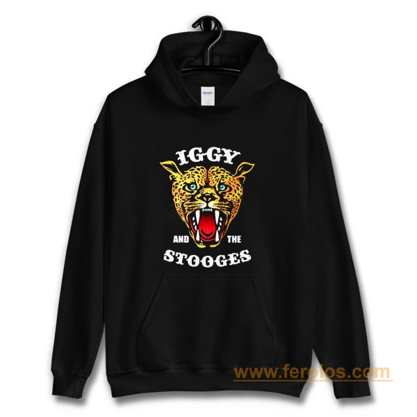 Iggy And The Stooges Wild Thing Hoodie