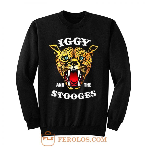 Iggy And The Stooges Wild Thing Sweatshirt