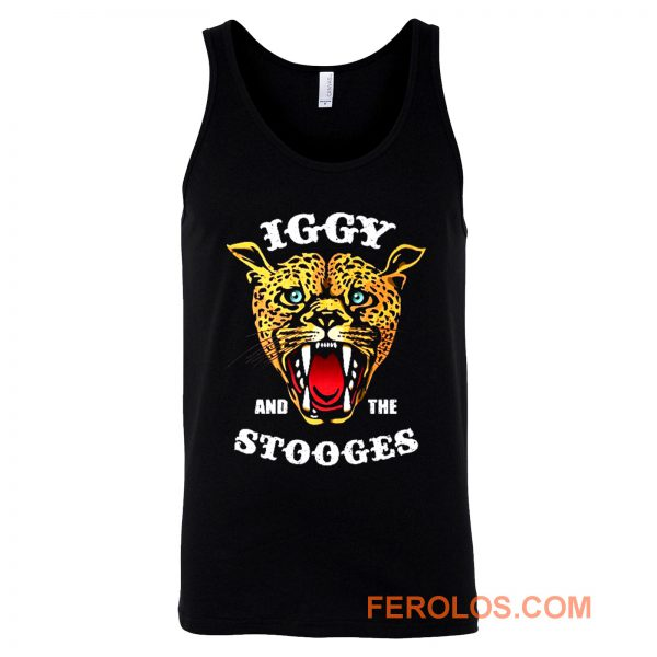 Iggy And The Stooges Wild Thing Tank Top