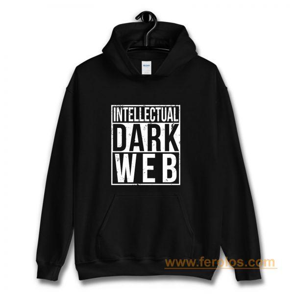 Intellectual Dark Web Straight Outta Hoodie