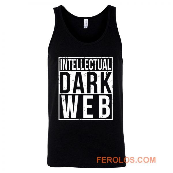 Intellectual Dark Web Straight Outta Tank Top