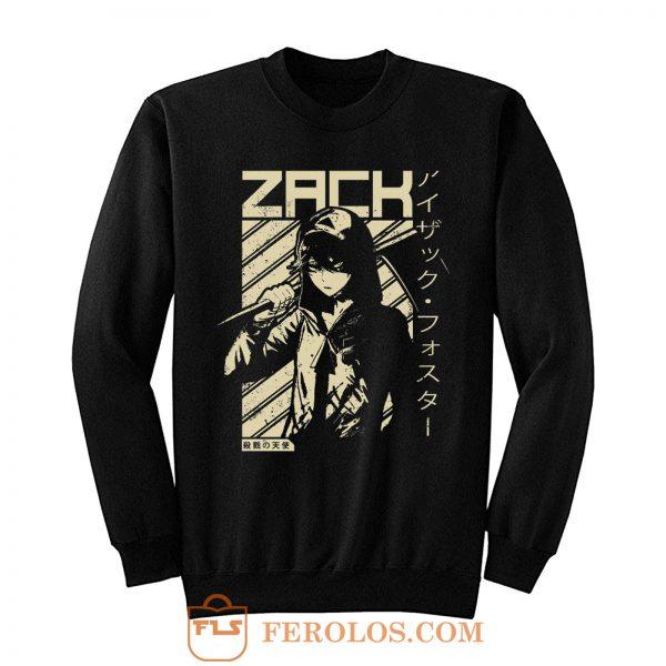 Isaac Zack Foster Angels of Death Sweatshirt