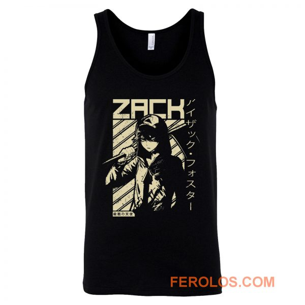 Isaac Zack Foster Angels of Death Tank Top