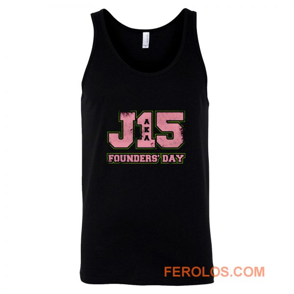 J15 Founders Day Tank Top