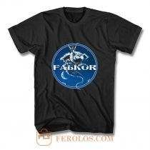 Kids Classic The Neverending Story Falkor T Shirt