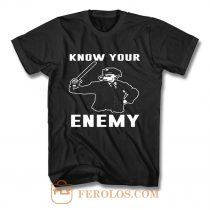Know Your Enemy Pork Police T Shirt