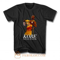 Kobe 24 Bryant Black Mamba Legend Forever T Shirt