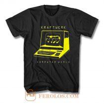 Kraftwerk Computer World T Shirt