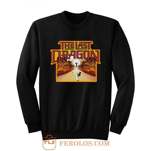 Kung Fu Classic The Last Dragon Sweatshirt
