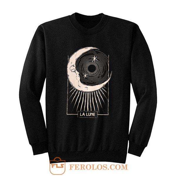 La Lune The Moon Sweatshirt