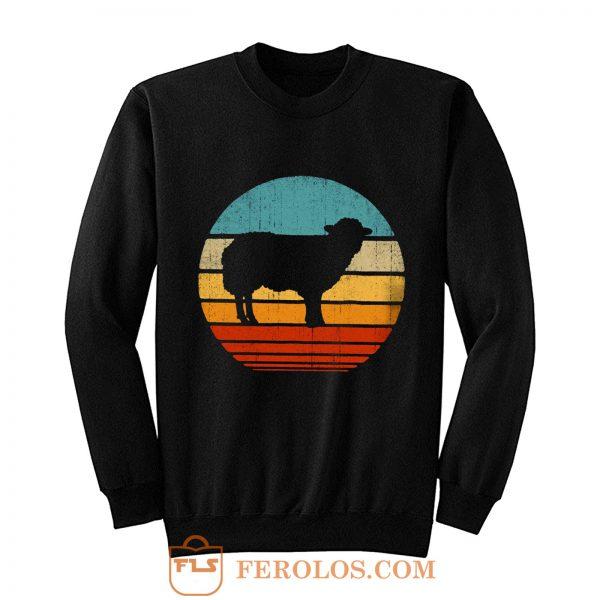 Lamb Sunset Sweatshirt