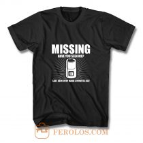 MISSING T Shirt