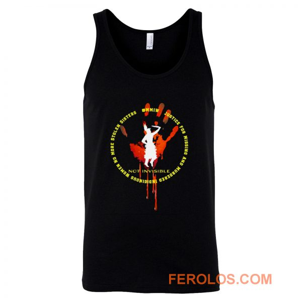 MMIW Invisible Tank Top