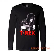 Marc Bolan T Rex Slider English Guitar Long Sleeve