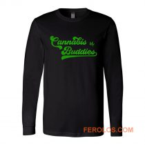 Marijuana Leaf Cannabis Long Sleeve
