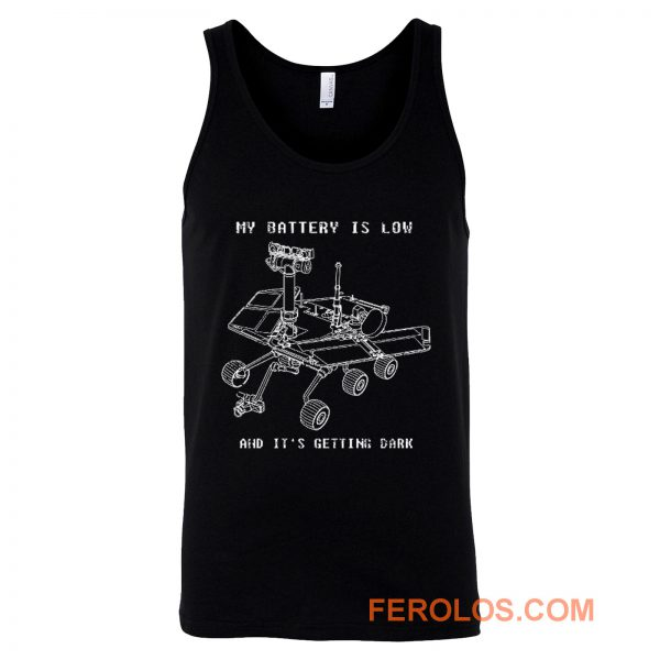 Mars Rover Opportunity NASA Science Tank Top