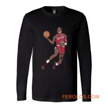 Michael Jordan NBA champion Long Sleeve