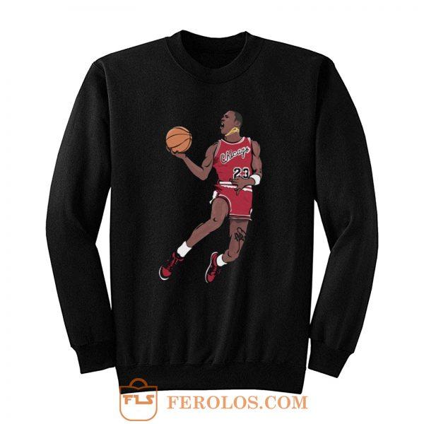Michael Jordan NBA champion Sweatshirt